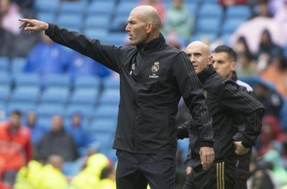 """Zidane los quiere fuera (y es por esto) """"¡Ya ni disimulan!"""""""