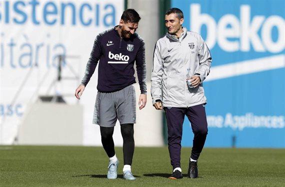 Leo Messi y Valverde entran en crisis (y Griezmann tiene mucho que ver)