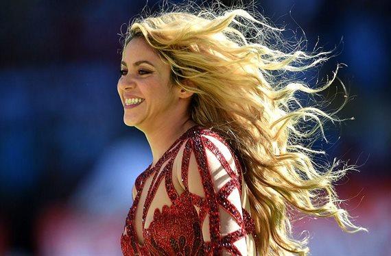 Shakira hace un Kim Kardashian: ¡Atención a la foto!