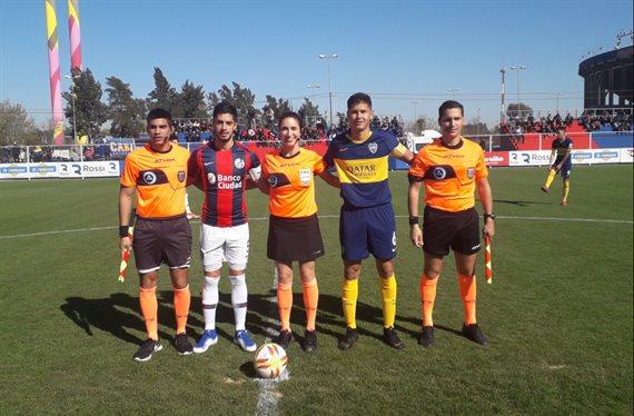 Con el clásico San Lorenzo-Boca, comenzó la fecha 7 del Torneo de Reserva