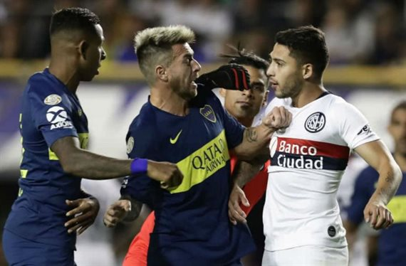 San Lorenzo y Boca se enfrentan con la cima de la Superliga en juego