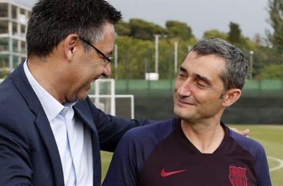 """""""Fíchalo ya o lo va a hacer otro"""" Valverde se lo quiere asegurar"""
