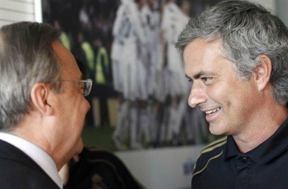 ¡Última hora! Mourinho pasa del Madrid y ya tiene nuevo destino