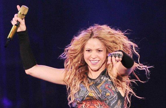 ¡Shakira bailando la danza del vientre! El vídeo bomba