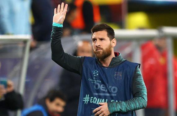 """Messi lo mete en la nevera: """"No va a jugar más"""". Lío en el Granada-Barça"""