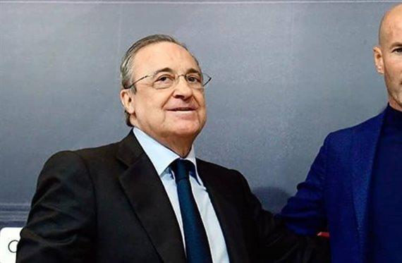 """""""No se va a ir"""" Florentino Pérez está perdiendo la paciencia con esto"""