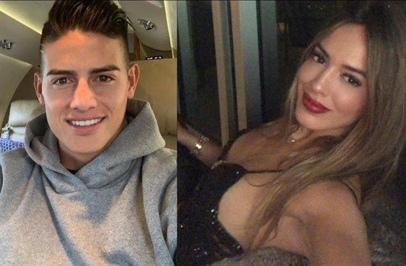 ¡Shannon de Lima se lo prohíbe a James Rodríguez! Ojo al lío en Madrid
