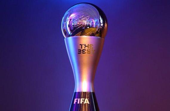 Con Lionel Messi como protagonista, los ganadores de los premios The Best