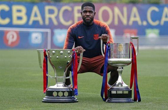 Llama al Barça: quiere ser el sustituto de Umtiti (y juega en España)