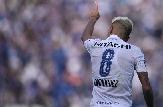 Nicolás Domínguez, el inesperado goleador de la Superliga que goza Vélez