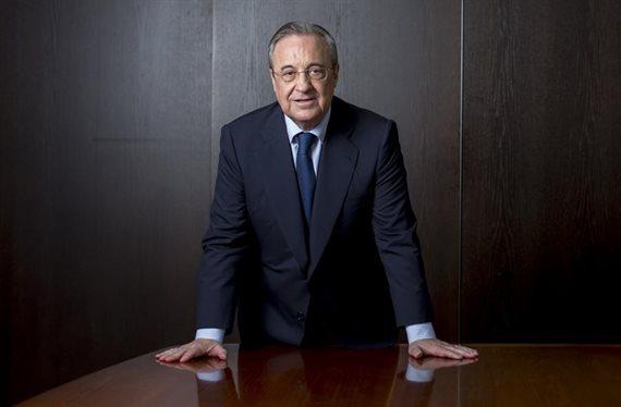 100 millones. El as en la manga de Florentino Pérez para cargarse al Barça