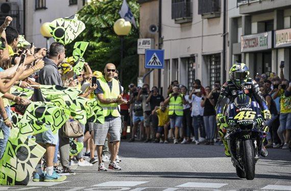 La caída de un gigante: Valentino Rossi se hunde ¡Ojo al dato!
