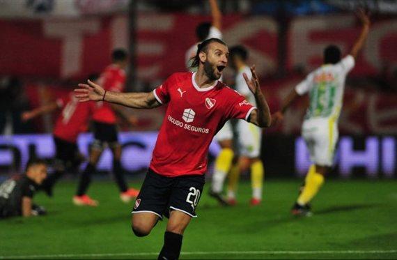 Independiente venció a Defensa y Justicia y avanzó a los cuartos de final