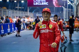 Leclerc habla y¡ojo a lo que dice!, no le va a gustar nada a Vettel