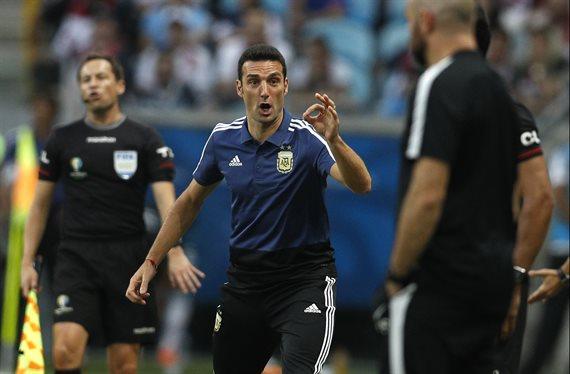 Lionel Scaloni presentó la lista de convocados de la Selección Argentina