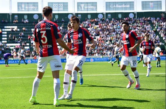 San Lorenzo venció 1-0 a Banfield y se recuperó de dos caídas consecutivas
