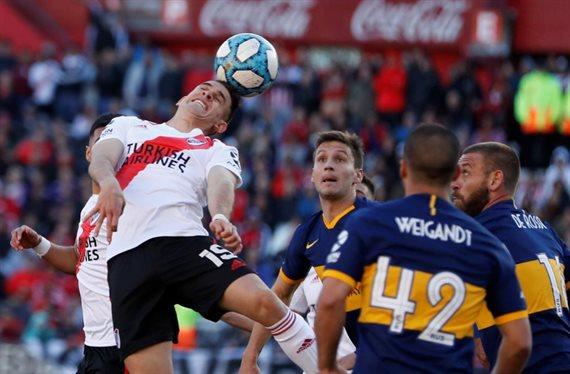 River y Boca inauguran las semifinales en un nuevo Superclásico continental