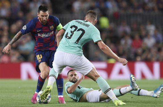¡El Barça juega con 10!: Messi señala el culpable (y avisa a Valverde)