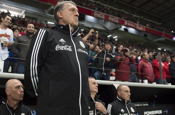 Gerardo Martino cuestionó el crecimiento de México por la Liga de Naciones