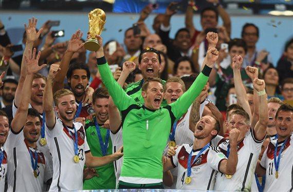 ¿Qué pasó con los alemanes que jugaron la final del Mundial ante Argentina?
