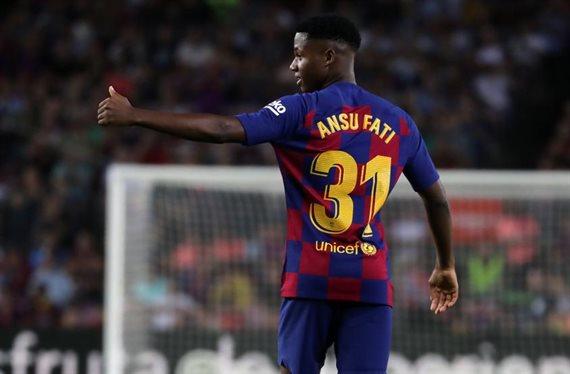 ¡Vaya ridículo! Ansu Fati cede ante el Barça ¡y España estalla!