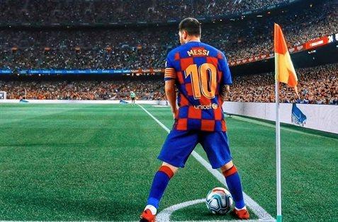 Enciendan sus televisores ¡hoy este crack del Barça va a la guerra!