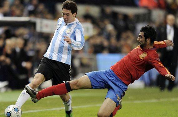 El amistoso por el que Messi eligió a la España 2010 como su 'peor' rival