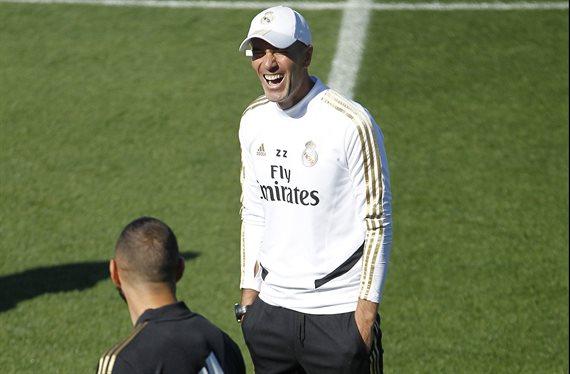 La pelea más fea que Zidane tapa en el Real Madrid