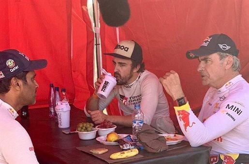 ¡Es el mejor! Fernando Alonso reina en el rally de Marruecos