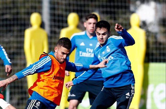 Uno entierra su futuro en el Real Madrid. Al otro le quieren ya de vuelta