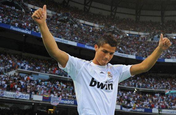 ¡Bombazo Ronaldo! Rechazó al Madrid y ahora ataca a Eden Hazard