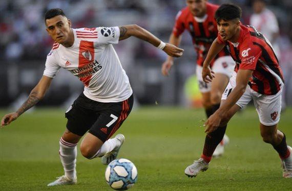 River y Almagro se miden por un lugar en la semifinal de la Copa Argentina