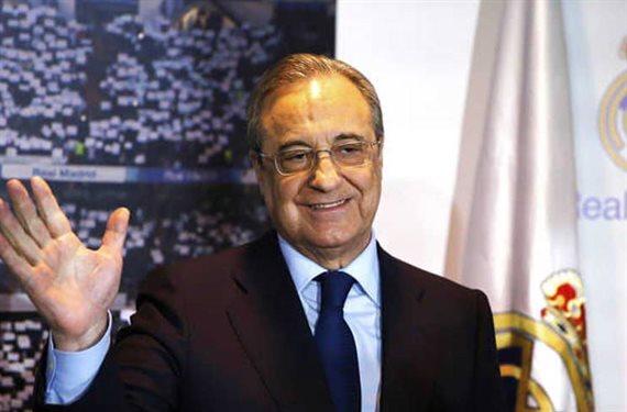 Florentino Pérez ¡Se lo asegura! 30 kilos y se viene al Real Madrid