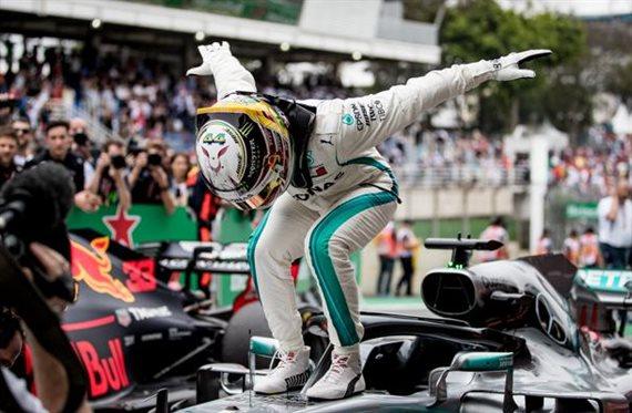 El susto de la temporada en la F1 ¡Atento a la foto!
