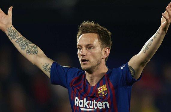 Rackitic vendido y el Barça ya tiene sustituto. El croata muy triste