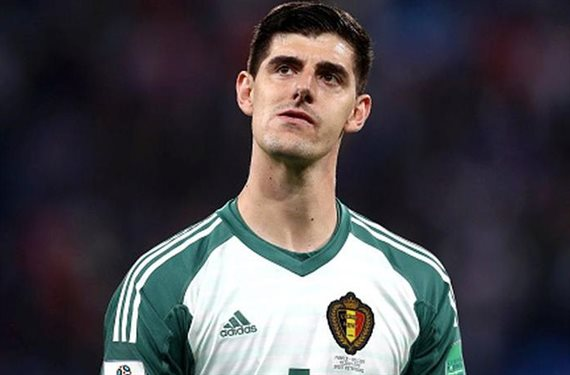 Courtois estalla en Bélgica. Su final en Madrid es INMINENTE