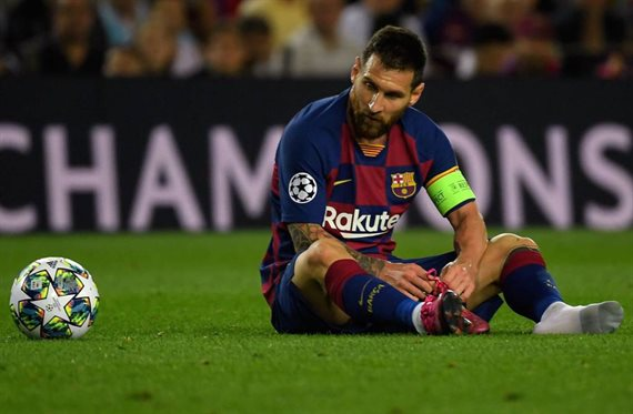 ¡Escándalo! Messi no lo quiere y se puede ir con Guardiola en enero