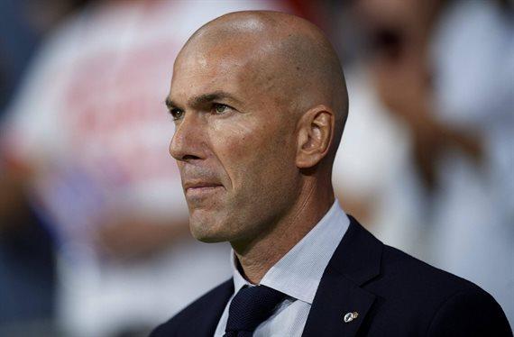 """""""A la calle"""". La lista de bajas de Zidane viene con sorpresas"""