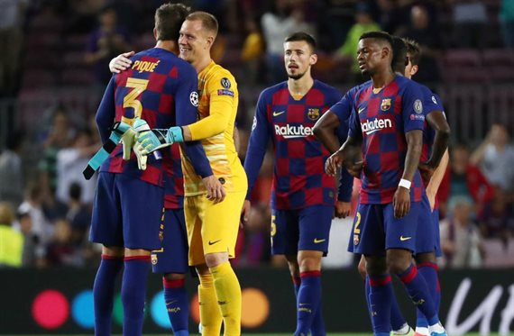 Piqué y Jordi Alba lo señalan: el crack del Barça al que echan a patadas