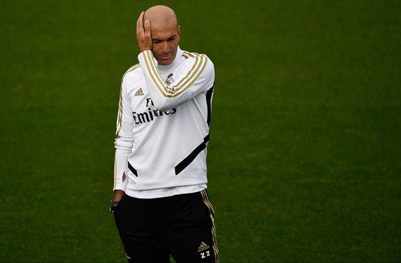 Zidane veta un fichaje cantado de Florentino Pérez (y se va al Bayern)