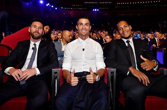 ¡Sorpresón! El premio no es para Van Dijk ni Messi, ¡sino para él!
