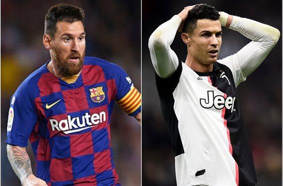 ¡CR7 y Messi juntos! Una gran marca logra lo nunca visto: ¡Bomba!