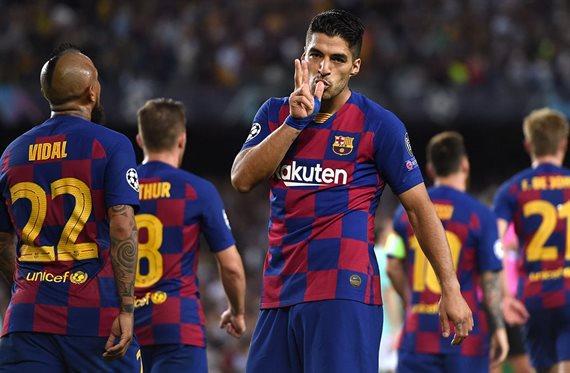 Luis Suárez escoge su relevo y Messi da el OK: el Barça cierra su llegada