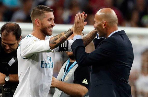 El último enfado entre Sergio Ramos y Zidane abre las puertas de la defensa