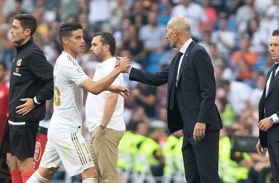 ¡Van a por éll! Todos contra el niño mimado de Zinedine Zidane