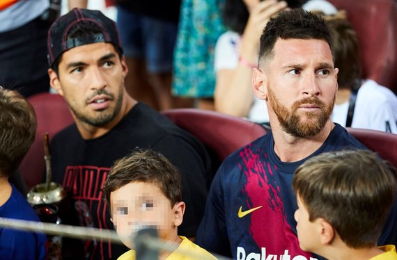 Luis Suárez y Messi o la amenaza más grande jamás hecha a Valverde