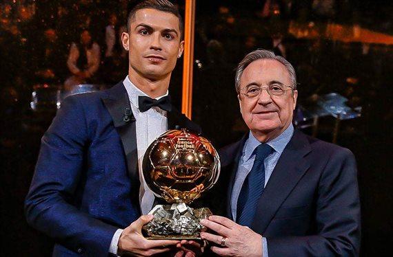 Cristiano Ronaldo estalla y se lanza a la guerra con Florentino Pérez