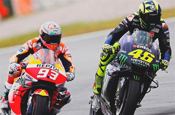 ¡Sentencia a Valentino Rossi! Marc Márquez va a reinar muchos años