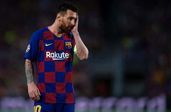 """Messi sentencia a un fichaje y pone a un """"amigo"""" en el Barça"""
