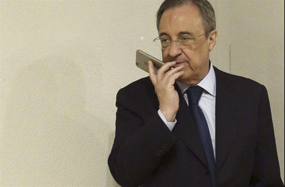 "Chivatazo a Florentino Pérez: ""Va a salir en oferta en enero"""